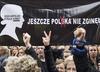 Jeszcze Pol(s)ka nie zginęła. W 70 miastach trwa Czarny Protest